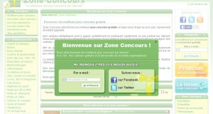 Zone Concours